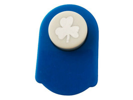 Scalloped 3 Leaf Clover Punch, 1/2 Inch