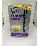 Vigorol Liquid Hair Relaxer Kit Includes Neutralizing Shampoo & Gloves NEW - $69.99