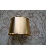 Vintage Gold Cuff Bracelet  - $8.50