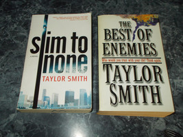 Taylor Smith lot of 2 Suspense Paperback - $3.99