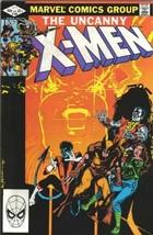 The Uncanny X-Men Comic Book #159 Marvel Comics 1982 Near Mint New Unread - $11.64