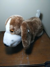 DAKIN Basset Hound Fun Farm Plush Coin Bank, From 1987, Pre Owned - $12.50