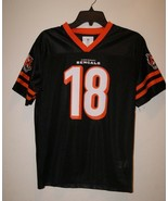 NFL Team Apparel Cincinnati Bengals AJ A.J. Green Youth XL (16/18) Jerse... - $11.40