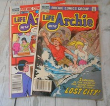 Two Life with Archie   Comics Series 247 254   1985 1986 - $7.66