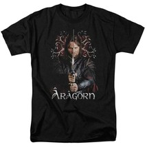 The Lord of the Rings Aragorn Ranger of the North graphic t-shirt LOR3004 image 1