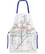 TFL™6001 Licensed London Underground™ Tube Map Apron - $9.99