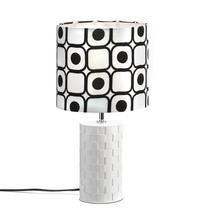 Office Desk Lamp, Contemporary Art Bedside White Desk Lamp For Bedroom - $39.08