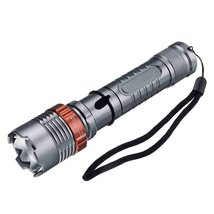 Led torch light zoomable usb rechargeable thumb200