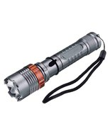LED TORCH 1000 LUMENS LIGHT 5 MODES ZOOMABLE USB RECHARGEABLE HOWN - STORE - $14.99