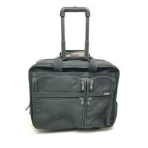 Tumi Alpha Expandable 2 Wheeled Nylon Briefcase 26003D4 Carry On Suitcas... - $108.15