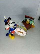 Hallmark Keepsake Christmas Ornament Donald Duck Mickey & Co. + Mickey D... - $29.49
