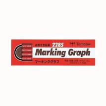 2285-25 Tombow Pencil cigarette colored pencil marking graph 2285-25 red 1 - $14.47