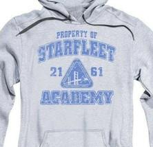 Star Trek Property of Starfleet Academy 2161 graphic pullover hoodie CBS862 image 2