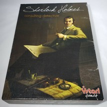 Sherlock Holmes Consulting Detective Game 2014 Ystari Games Complete EUC - $62.95