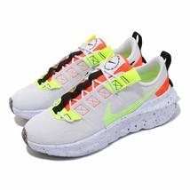 Nike Wmns Crater Impact Football Grey/Hyper Crimson CW2386-002 - $130.00