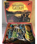 The Settlers Of Catan For Parts - $14.84