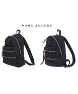 MARC JACOBS Logo Nylon Biker Bag M0012700 with Free Gift Free Shipping - $229.00