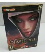 Guild Wars Nightfall PC CD-ROM Online 2006 NCSoft 3-Disc Original - $20.00