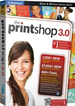 Encore Software The Print Shop 3.0 DSA - $19.22