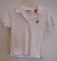 Ducklings Polo Shirt Womens Size L Cotton - $7.56