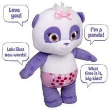 Snap Toys Word Party Talking 12 Inch Baby Lulu Plush - Press Lulu's Tumm... - $35.08