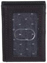 Levi's Men's Leather Minimalist Wallet - Front Pocket Card Case RFID Sli... - $23.44