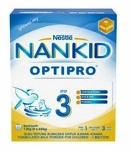 Nestle NanKid Optipro Step 3 Formula Milk Powder 1.3Kg 1-3 Years Kids OR... - $95.90