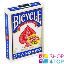 "Bicycle Magic Short 1/16"" Playing Cards Deck Blue Magic Tricks Uspcc New - $8.70"