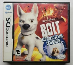 Disney Bolt Be-Awesome Edition (Nintendo DS, 2008) - $11.87