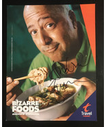 ANDREW ZIMMERN HAND SIGNED 8x10 PHOTO AUTHENTIC AUTOGRAPH - $49.50