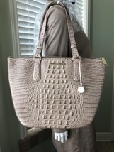 brahmin Large willa carryall silk melbourne Tote - $248.00