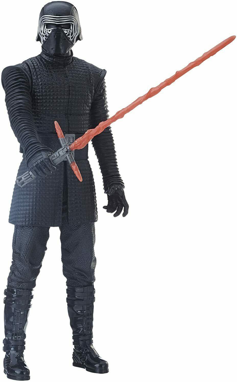 Star Wars: The Last Jedi 12-inch Kylo Ren Figure - $13.54