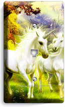 Magical Unicorn Phone Telephone Wall Plate Cover Whimsical Fantasy Room Ny Decor - $9.89