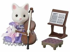 Sylvanian Families Town Series city of concert set - Cello - - $18.15
