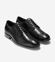 Cole Haan Men's Black Warner Grand Postman Oxford Shoes Size 15 M - $90.10