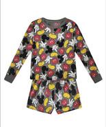 Disney Parks Womens Mickey Mouse Parts (2 Piece) Pajamas PJs - $34.99