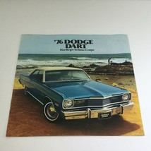 1976 Dodge Dart Hardtops, Sedans, Coupe Specifications Car Auto Brochure Catalog - $11.35