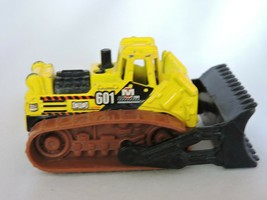 Matchbox Mattel Bulldozer 2000 Thailand MB601 Construction 2 Diecast Loose Toy - $5.00
