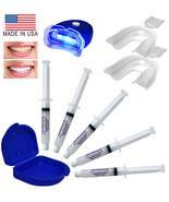 Teeth Whitening Bleaching Kit - At Home System 44% Always White Gel Syringe - $10.99