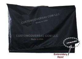 "Vizio M552i-B2 55"" TV TELEVISION WATER REPELLENT DUST COVER + EMBROIDERY ! - $43.41"