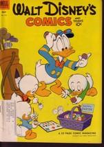 WALT DISNEY'S COMICS & STORIES #152 DONALD DUCK  GOLF FN - $42.44