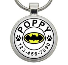 Pet ID Tag - Batman (Marvel) - Dog ID Tag, Cat ID Tag, Pet Tag, Dog Tag,... - $19.99