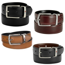 Tommy Hilfiger Premium Boys Kids Junior Reversible Leather Belt