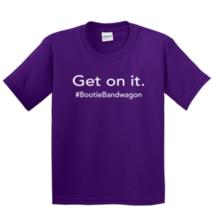 #Bootie Bandwagon T-Shirt Solid Purple - $15.00