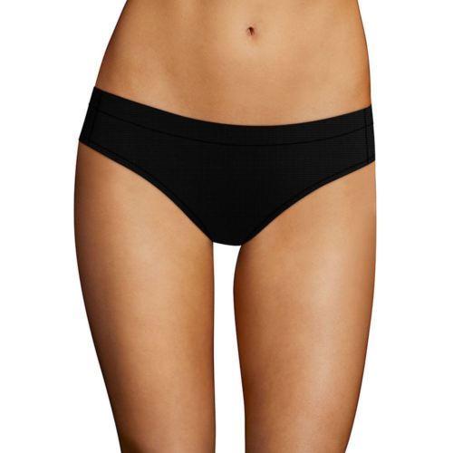 Maidenform Sport Bikini Lightweight Breathable Panties - 7 COLORS - Size 5-9