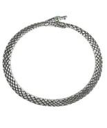 Alchemy Gothic The Sophia Serpent Bangle Fine English Pewter Bracelet Sn... - $44.95