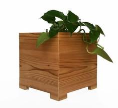 Square American Cedar Indoor / Outdoor Planter Flower Pot - $170.00+