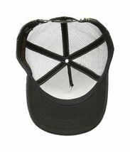 Goorin Bros Snapback Mesh Cap Animal Farm Black Queen Bee Hive Trucker Hat image 3