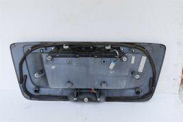 Saab 9-7x 97x Tail Gate Trunk Lid Backup License Panel Lights Garnish image 6