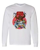 Star Wars Comics Long Sleeve T-shirt retro 1970's Marvel Comics cotton tee image 2